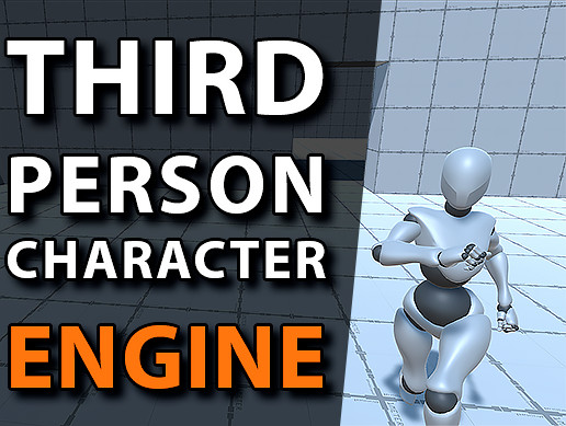 Third Person Engine