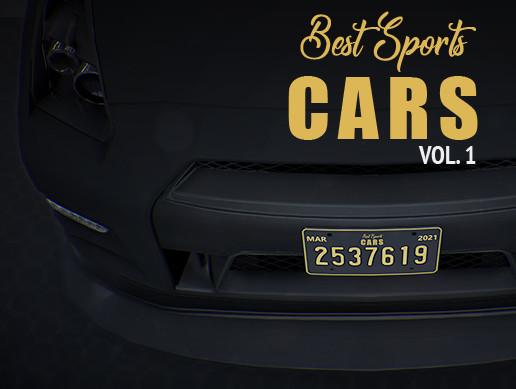 Best Sports CARS vol. 1