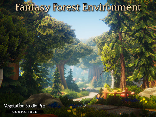 Fantasy Forest Environment