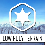 Low Poly Terrain - Polaris 2020