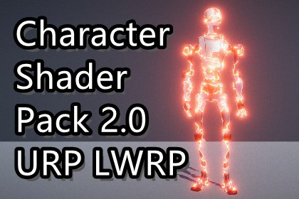 Character Shader Pack 2.0 (URP & LWRP)