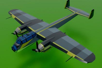 Huge Airplanes Pack