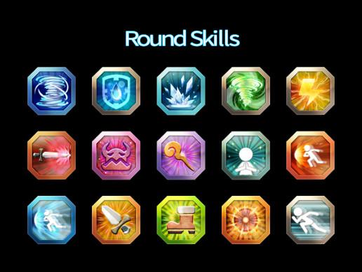 Round Skills