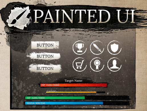 Painted UI