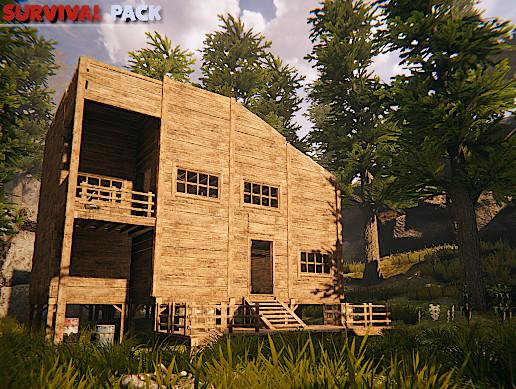 HQ Survival Pack - PBR