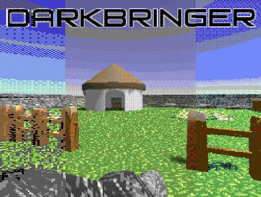 Darkbringer Retro shader