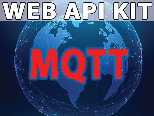 Web API Kit: MQTT for IoT