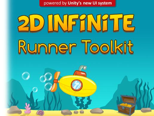 2D Infinite Runner Toolkit