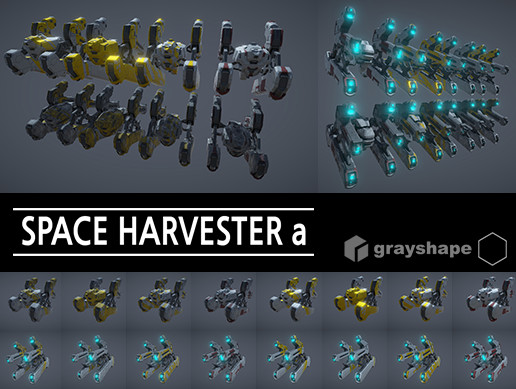 Space Harvester a