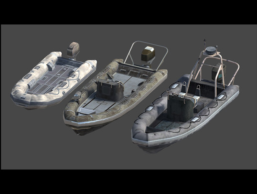 PowerBoats Pack