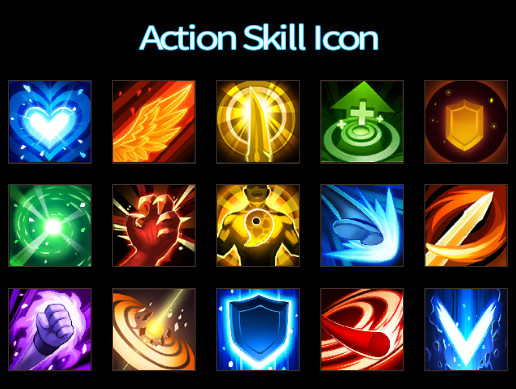 Action Skill Icon