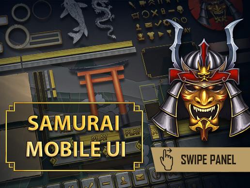 Samurai Mobile UI