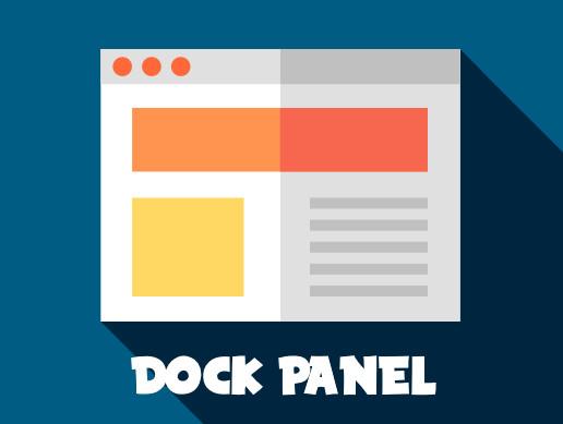 Dock Panel