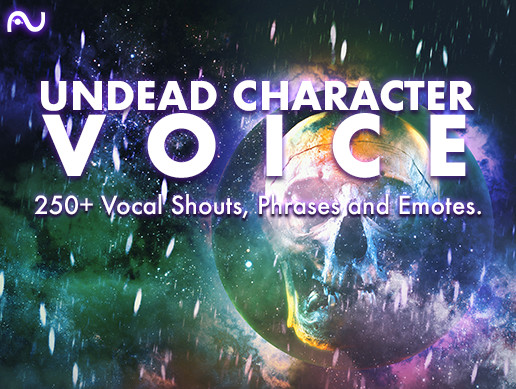 Undead Character Voice