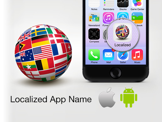 Localized App Name for iOS and Android - Asset Store