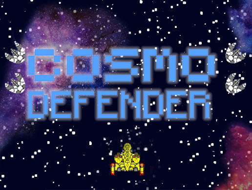 2D Cosmo Defender