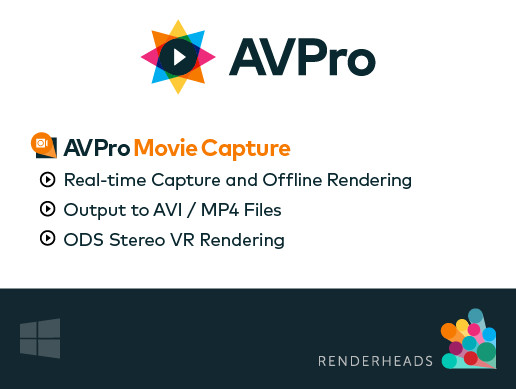 AVPro Movie Capture (Free Version)