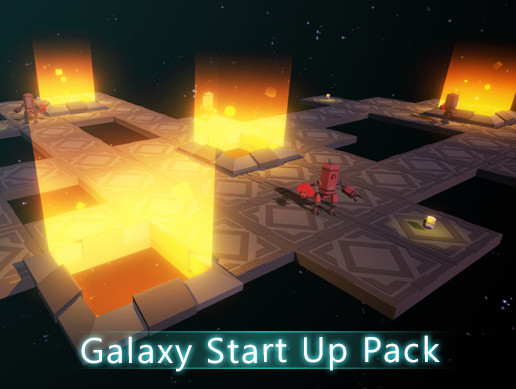 Galaxy Start Up Pack
