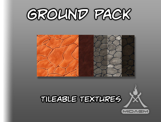 Textures: Ground Pack