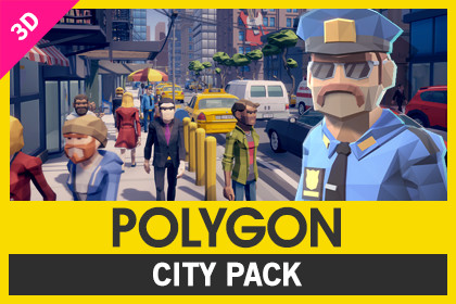 POLYGON - City Pack