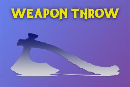Weapon Throw