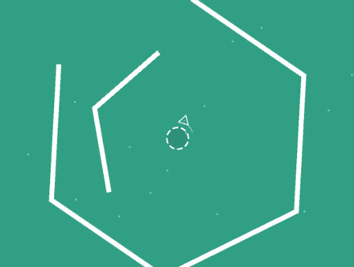 2D Hexagon Super Spinner - Endless Infinite Hyper Casual Game (Mobile Friendly)