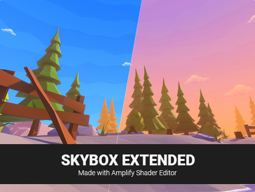 FREE Skybox - Cubemap Extended