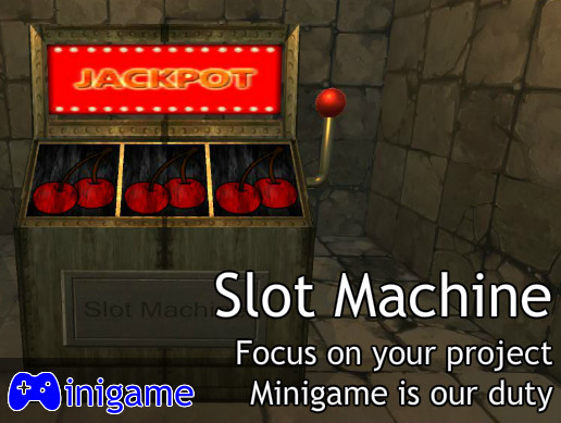 Slot Machine Minigame