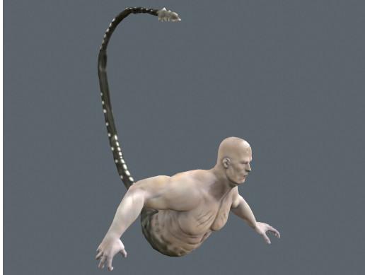 Creature Slider Mutant