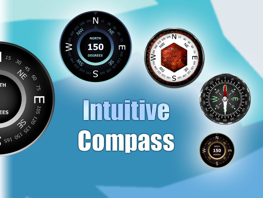 Intuitive Compass - Pack