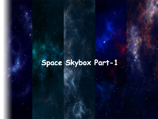 Space Skybox Part-1