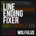 Line Endings Fixer