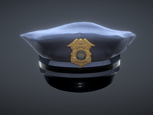 Police Hat Pack