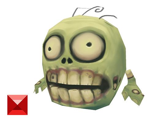 Micro Zombie Brian