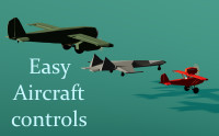 Easy Aircraft Controls