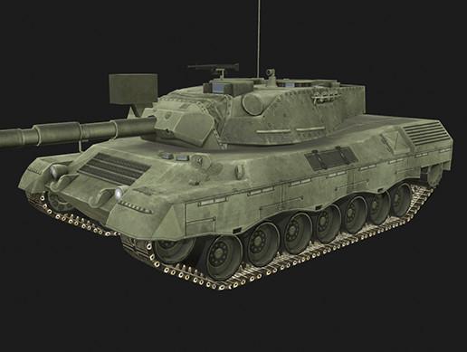 Tank Leopard.