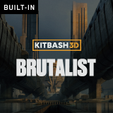Brutalist (Built-In)