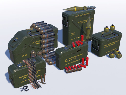 Ammo Packs