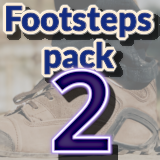 Footsteps Pack 2