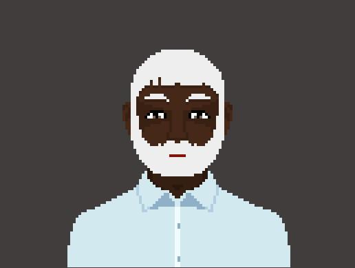 Pixel art Face Generator