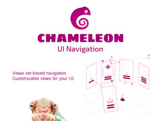 Chameleon UI Navigation