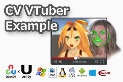 CV VTuber Example