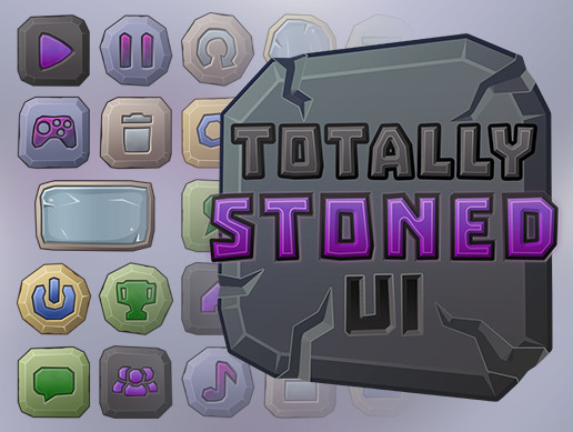 Totally Stoned UI