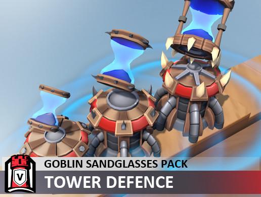 Goblin Sandglass Pack