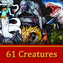 2D Creature Pack Vol 3