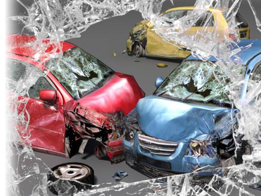 Scrap City Car