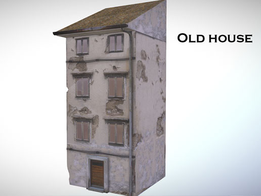 Old House 1.