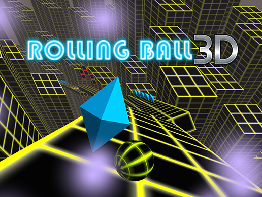 ROLLING BALL 3D - COMPLETE GAME