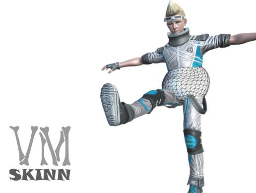 Skinn Vertex Mapper (Free Edition)