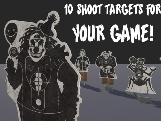 Shoot Targets Pack